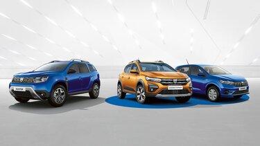 Dacia modelli