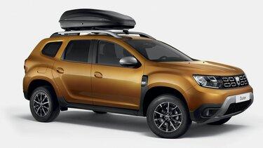 Střešní box – Dacia Duster