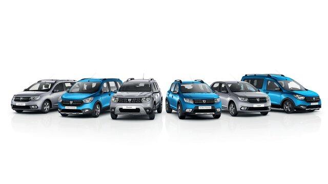 Skladové vozy Dacia ihned k odběru i s dárky