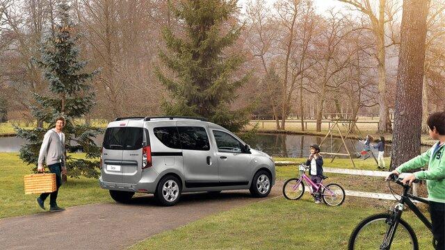 Spolehněte se na vozy Dacia
