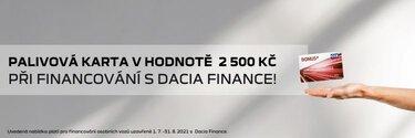 Skladové vozy Dacia
