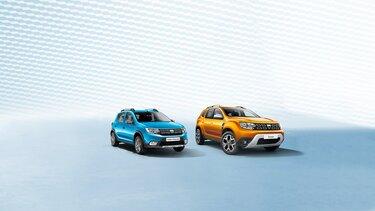 Zvýhodnění až 40 000 Kč, LPG z výroby, 3 roky záruka Dacia