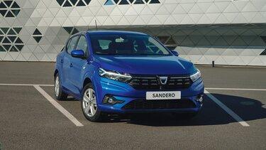 Prvá jazda Dacia Sandero