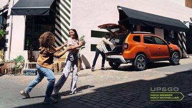 Dacia UP&GO-Angebot