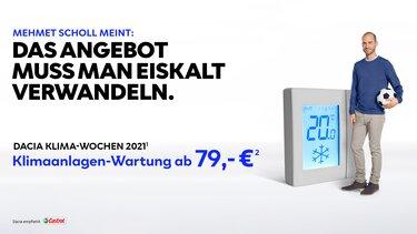 Dacia Klimawochen 2021