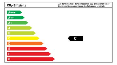Dacia Lodgy Stepway Energieeffizienzklasse C