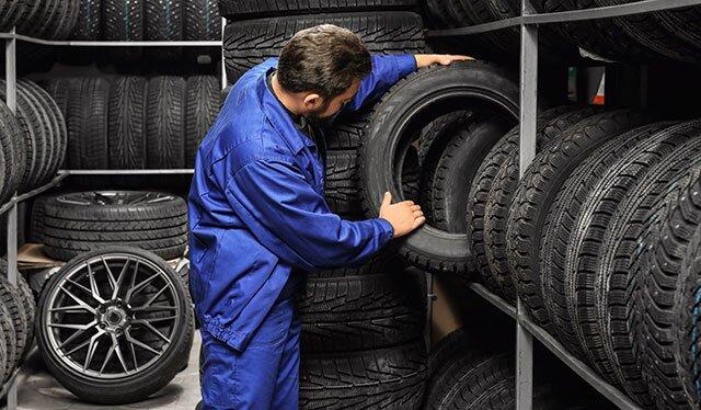 Dacia Reifenpflege