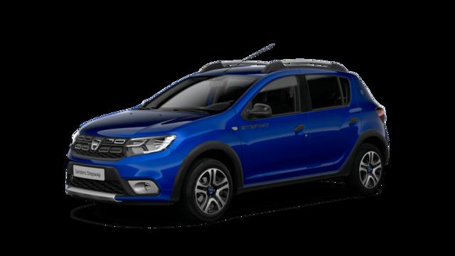 Der Dacia Sandero Stepway Celebration