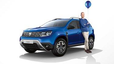 Dacia einmaliges Dankeschön Bonus