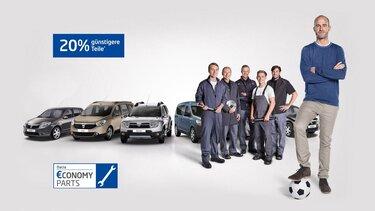 Dacia Economy Parts