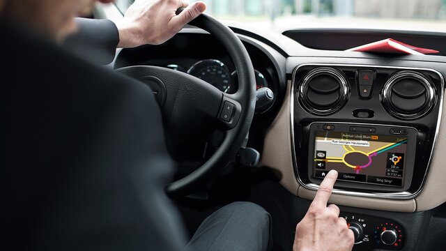 Dacia Probefahrt vereinbaren