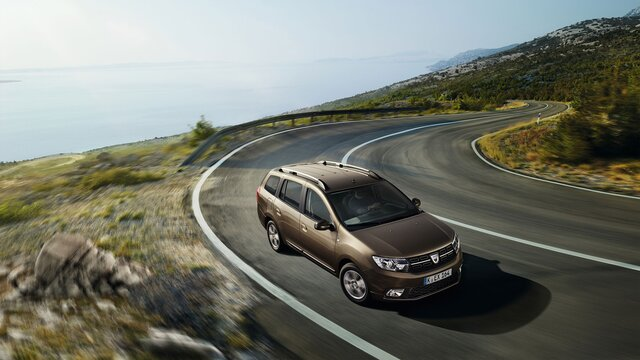 Dacia Newsletter abonnieren