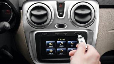 Dacia Media Nav Download Hinweise