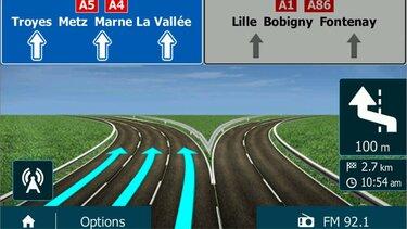 Dacia Media-Nav Evolution: Modernes Navigationssystem mit Mehrwert