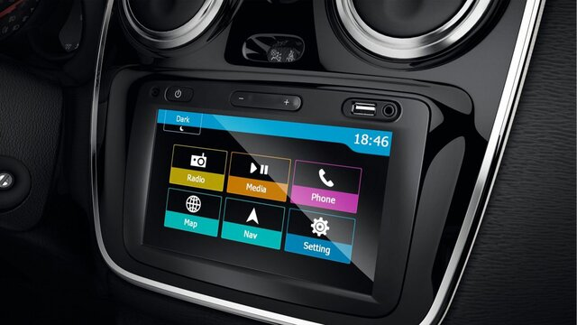 Dacia Media-Nav Evolution