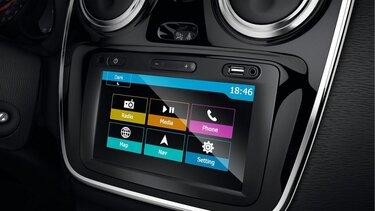 Dacia Media-Nav Evolution