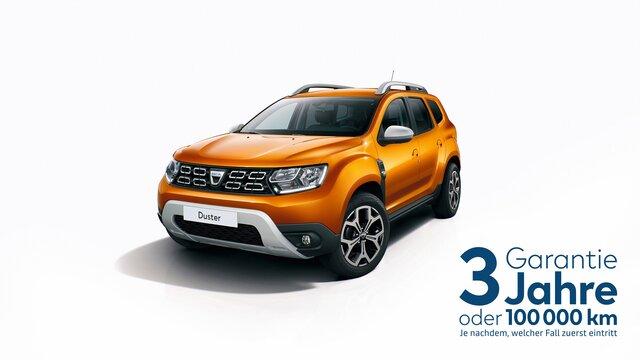 Dacia Duster Gewerbekundenangebot