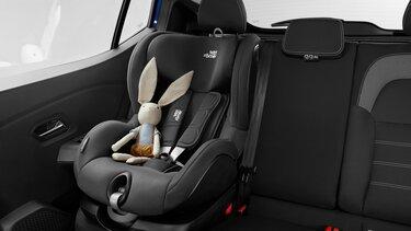 Dacia Dokker Express Kindersitz
