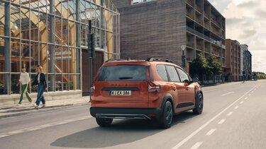 Der neue Dacia Jogger - Anmeldung zur Einführung