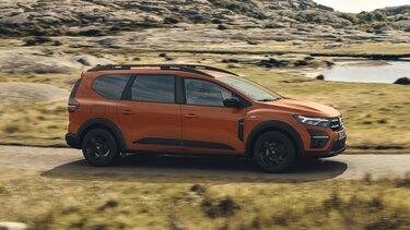 Der neue Dacia Jogger - Anmeldung zum Exklusivprogramm