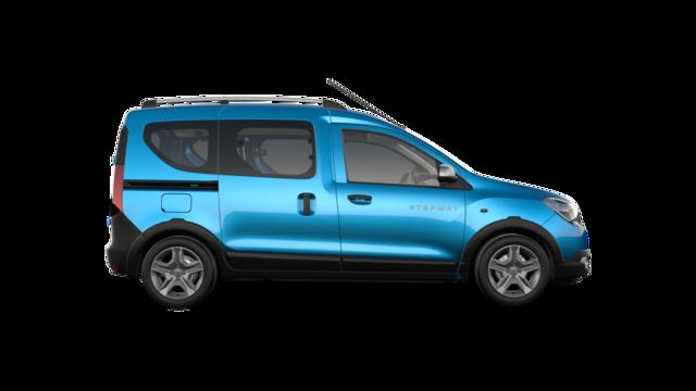 Dacia Dokker Stepway - Leasing für Gewerbekunden