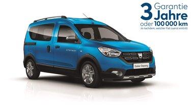Dacia Dokker Stepway Gewerbekunden Angebot