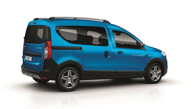Dacia Dokker Stepway exterior design 2