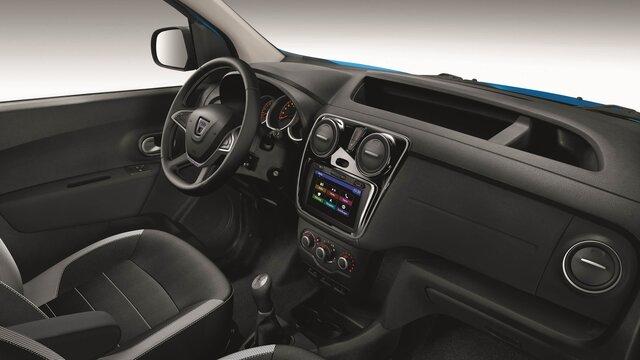 Dacia Dokker Stepway interior design 1