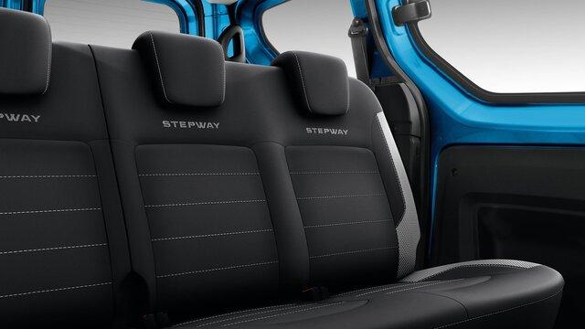Dacia Dokker Stepway interior design 2