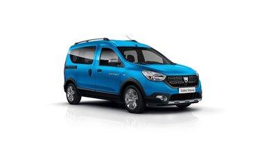 Dacia Dokker Stepway Top-Angebot ab 14.850 €