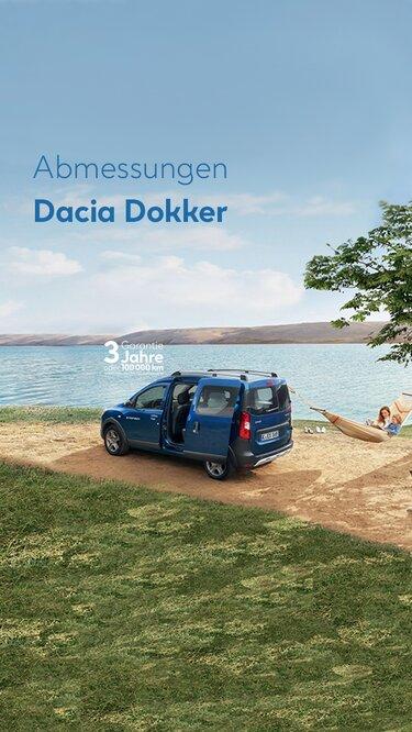 Dacia Dokker – Abmessungen und technische Daten
