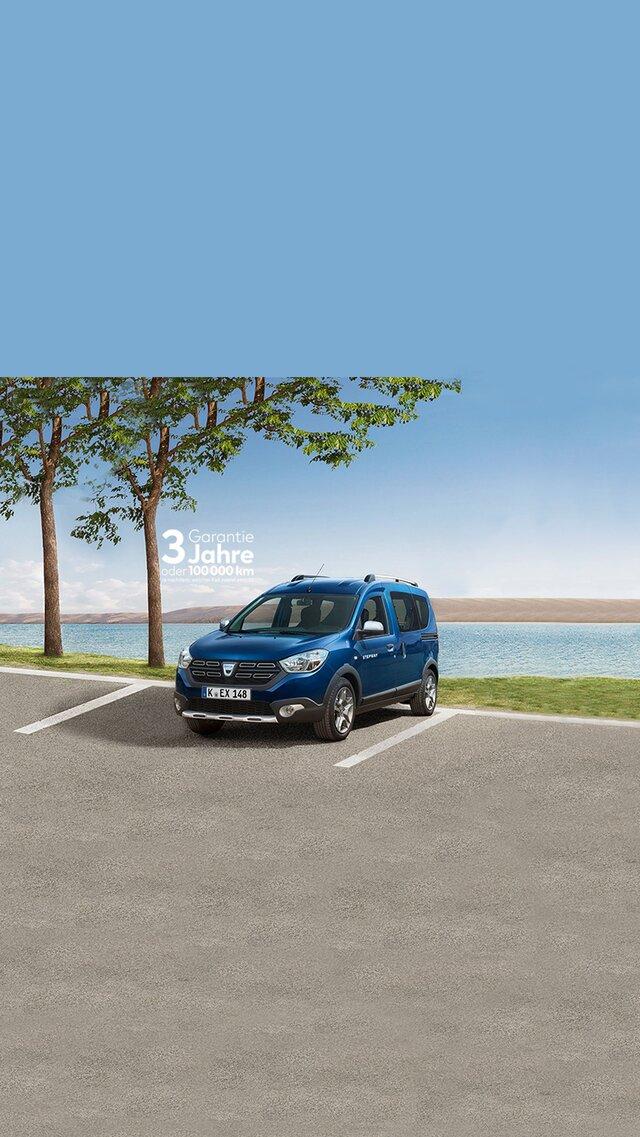 Dacia Dokker – Motoren