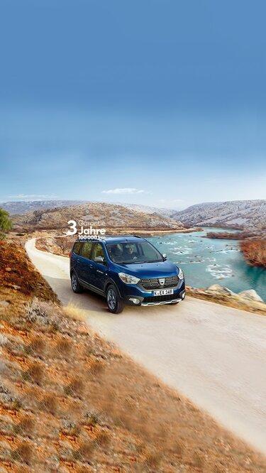 Dacia Lodgy - Motoren