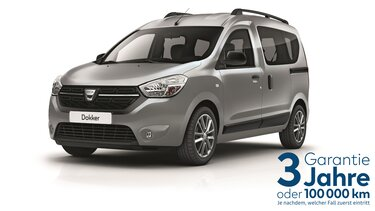 Dacia Dokker Gewerbekunden Angebot