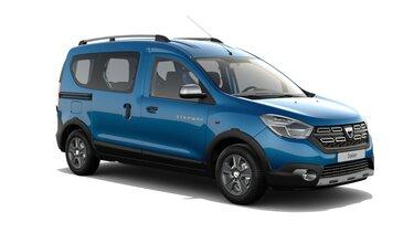 Der Dacia Dokker Stepway Pro