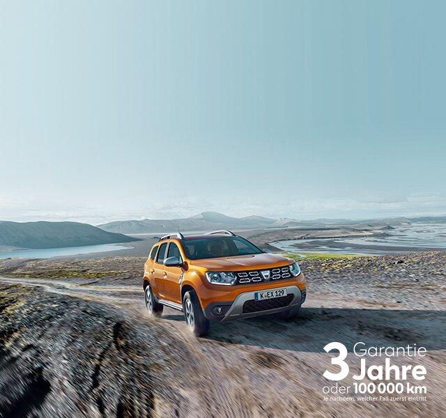Dacia Duster - Deutschlands günstigster SUV