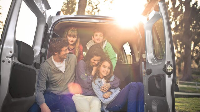 Dacia Duster Familie