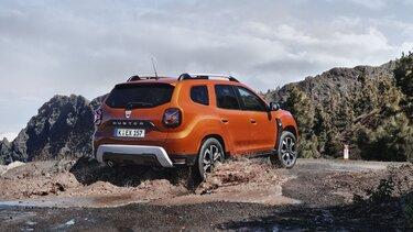 16- und 17-Zoll-Leichtmetallräder des neuen Duster SUV