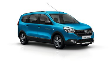 Dacia Lodgy Stepway Front