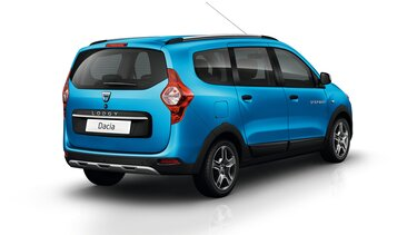 Dacia Lodgy Stepway Heck