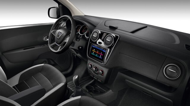 Dacia Lodgy Stepway Interieur 1