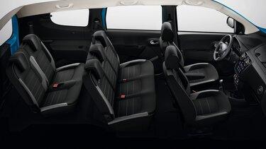 Dacia Lodgy Stepway Interieur 2