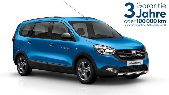Dacia Lodgy Stepway Top-Angebot ab 15.600 €