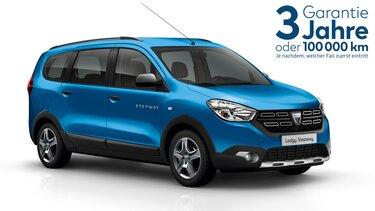 Dacia Lodgy Stepway Gewerbekunden Angebot