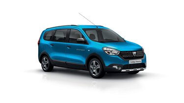 Dacia Lodgy Stepway Top-Angebot ab 15.600 €