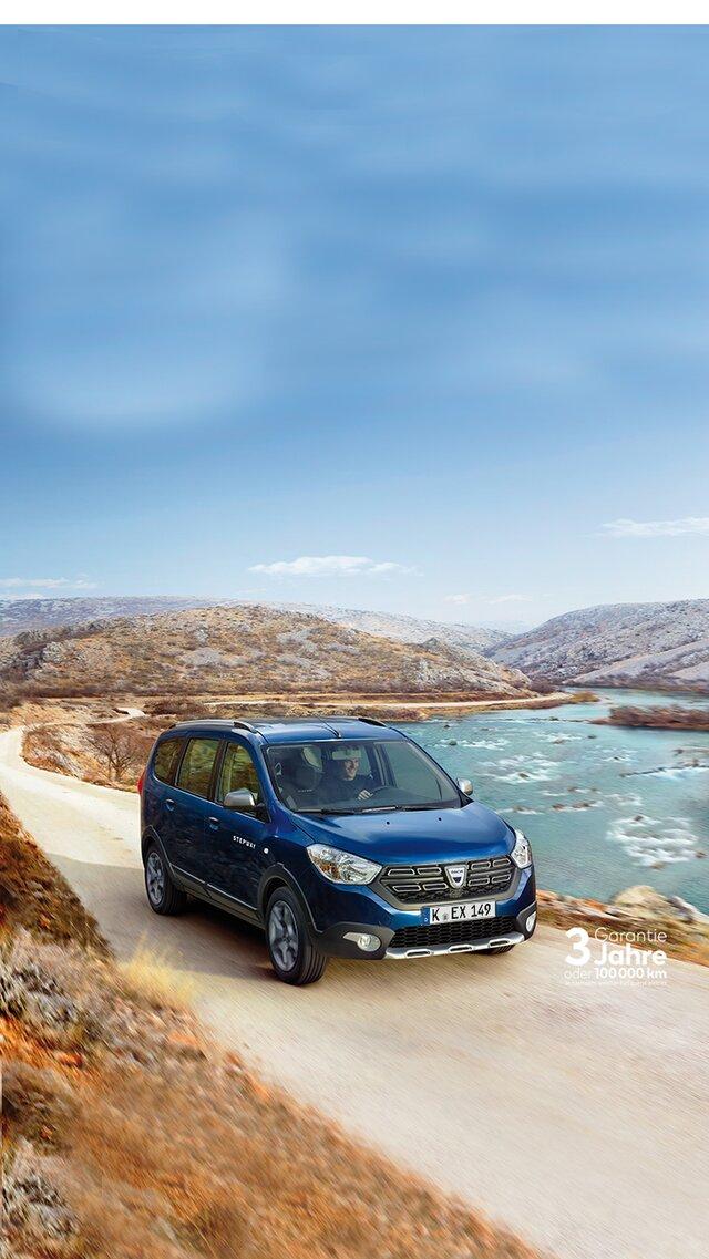 Dacia Lodgy – Familienvan