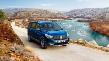 Dacia Lodgy  entdecken