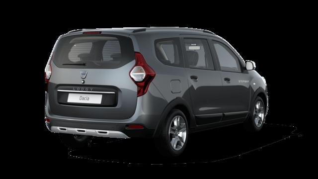 Dacia Lodgy – Kompaktvan