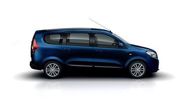 Dacia Lodgy - Leasing  für Gewerbekunden