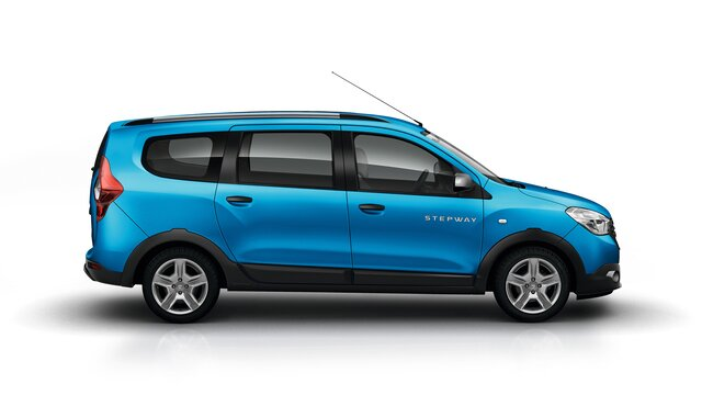 Dacia Lodgy Stepway - Leasing ab 174 €
